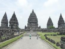 Travel to Parambanan, Indonesia