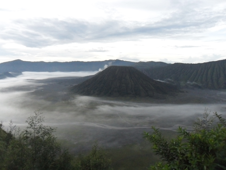 2 Sunrise at Mt. Bromo