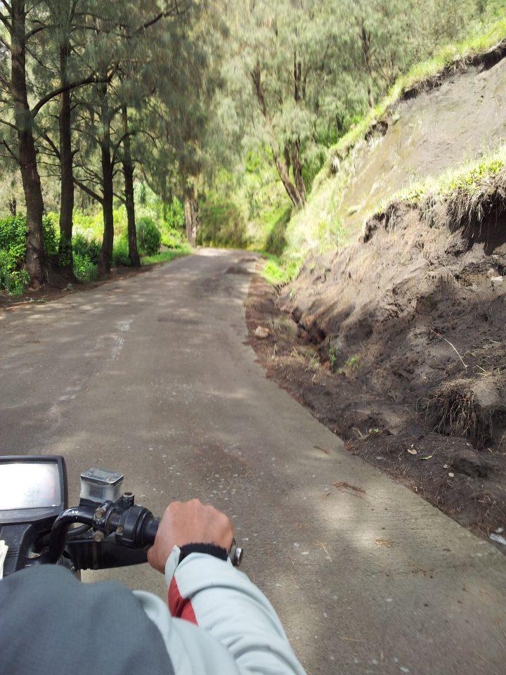 3 Ride to Mt. Bromo