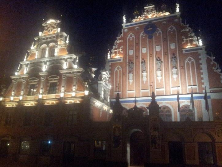 Stopover at Riga