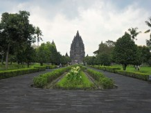Prambanan in Jogjakarta, Indonesia