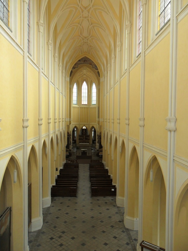 Cathedral of Assumption of Virgin Mary in Kutna Hora