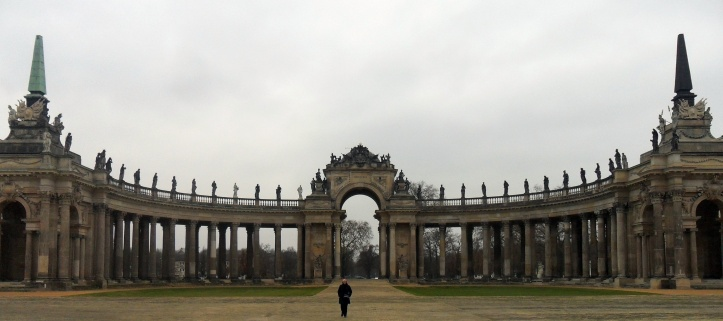 New palace at Sanssouci