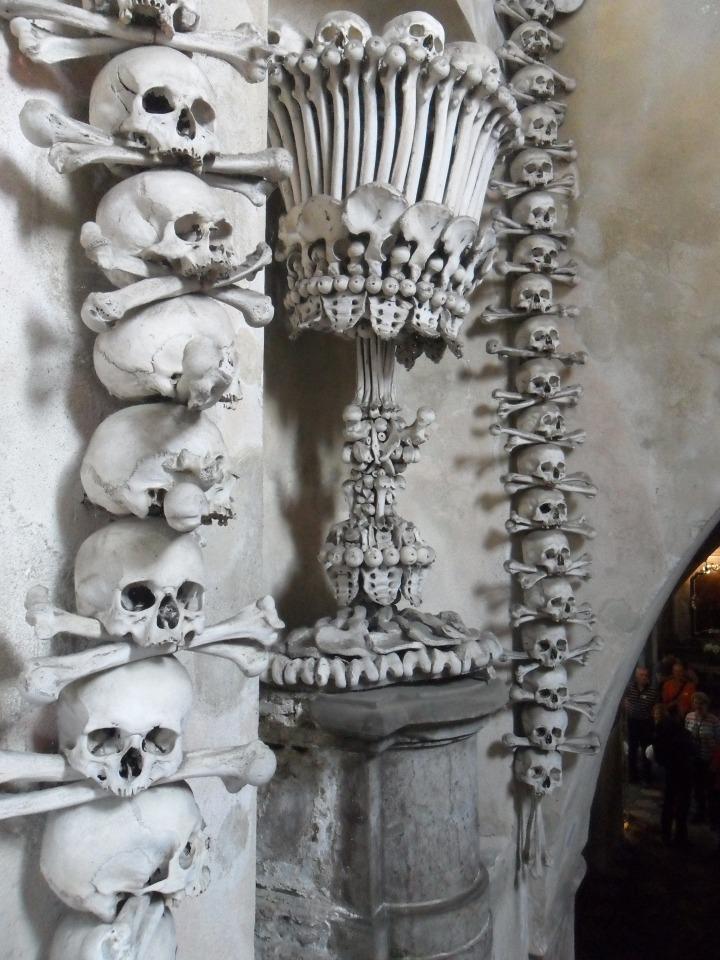 Sedlec Ossuary in Kutna Hora