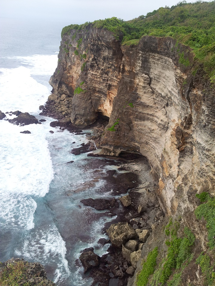 Top of Uluwatu, Indonesia