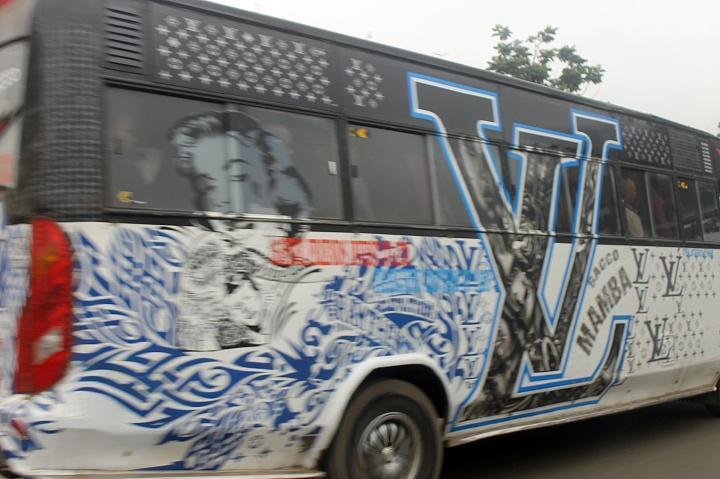 Public transport in Nairobi