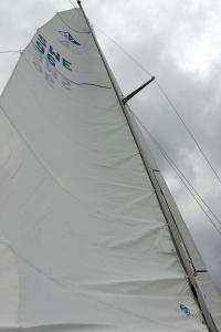 Sailing on Lake Ekoln, Uppsala