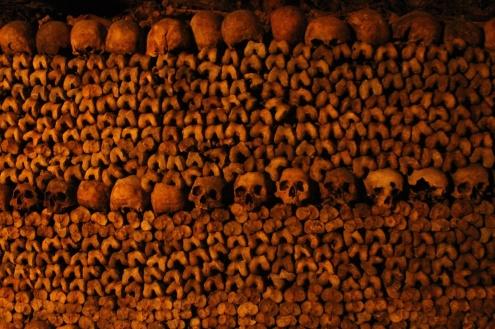 Catacombs arrangement