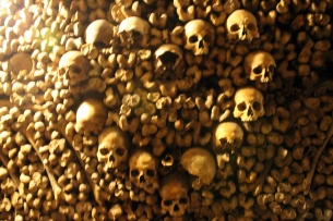 Decorations in Catacombs