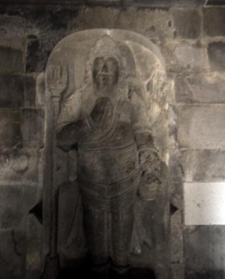 Prambanan statues