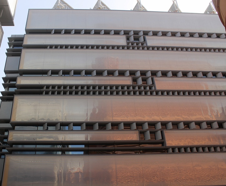 Buildings at Masdar City 2