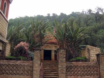 Church by Italian POW, Nairobi