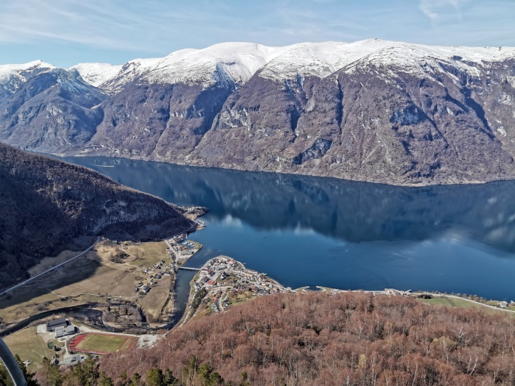 On the way to Stegesten viewpoint - Aurland in bottom left.jpg
